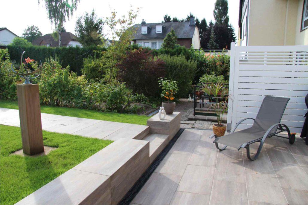terrassengestaltung mit keramik emperor natursteine mulbach bi. Black Bedroom Furniture Sets. Home Design Ideas