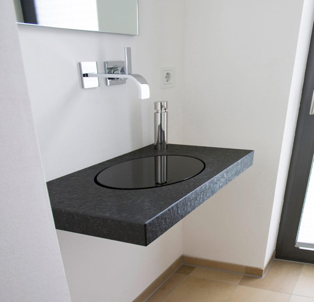 bodenebene dusche mit naturstein - natursteine mulbach bitburg