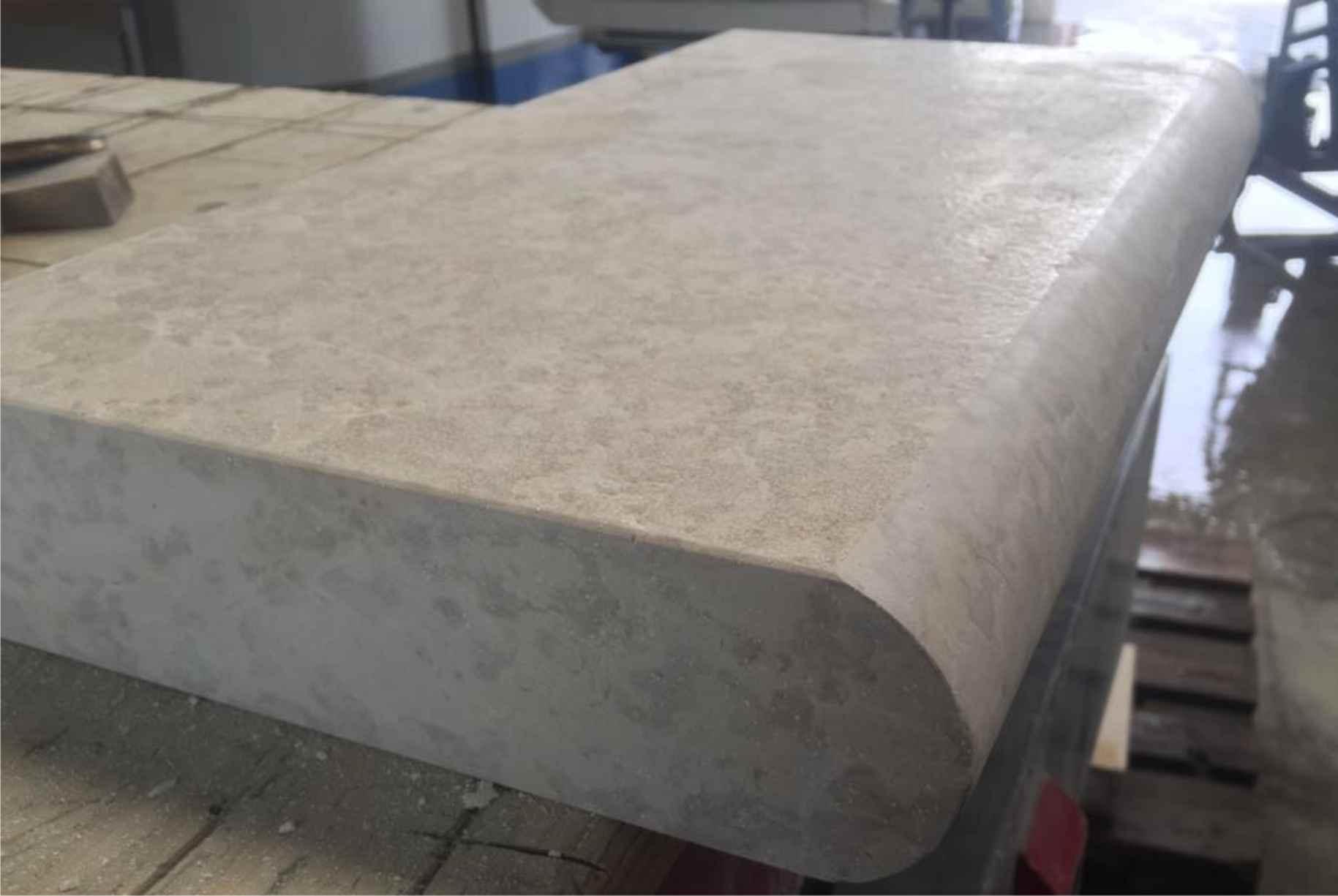 poolumrandung in kalkstein kanfanar natursteine mulbach bitburg. Black Bedroom Furniture Sets. Home Design Ideas